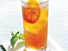 We love this recipe because it's got strong tea flavor without being bitter, and it's sweet but not cloying.
