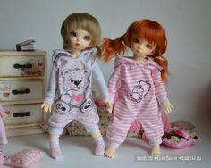 Зефирное настроение. / BJD - шарнирные куклы БЖД / Бэйбики. Куклы фото. Одежда для кукол