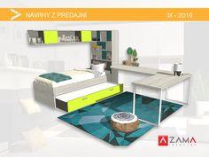 Kids Room Furniture, Custom Furniture, Loft, Bed, Home Decor, Bespoke Furniture, Decoration Home, Stream Bed, Room Decor