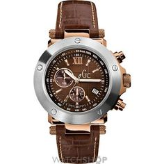 Mens Gc Gc-1 Sport Chronograph Watch I45003G1