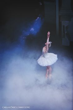 Carla Körbes | Swan Song A photo essay of Carla's last Swan Lake at Pacific Northwest Ballet. Photography by Lindsay Thomas.