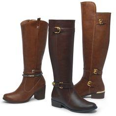 botas montaria - winter boots - marrom - Inverno 2015 - Ref. 15-1101   15-2701   15-5201