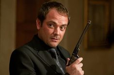 Can You Make It Through These 25 GIFs Of Crowley Without Swooning?