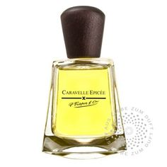 Frapin  - Caravelle Épicée Top Note: Coriander, Nutmeg Heart Note: Pimento, Pepper, Thyme, Lignum Vitae Base Note: Patchouly, Ambergris, Tobacco, Sandalwood