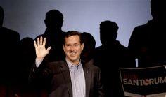 49 #prezpix #prezpixrs election 2012 candidate: Rick Santorum publication: abc news photographer: AP Photo publication date: 3/17/12