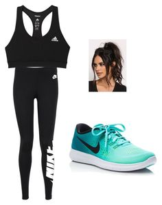 """Runing"" by celestia21 ❤ liked on Polyvore featuring art"