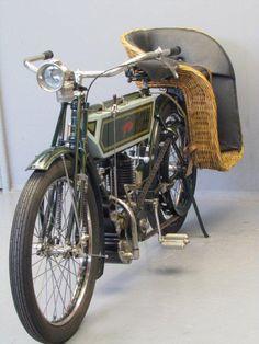 Brown 1907 3½hp 500cc 1 cyl sv