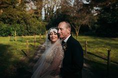Bride and groom portrait Hampton Manor Wedding Photography
