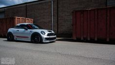 MINI Coupe... I actually dig this! Minus the torque steer
