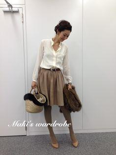 Maki'wardrobe の画像|田丸麻紀オフィシャルブログ Powered by Ameba