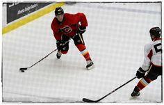 Calgary Flames training camp 3.
