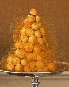 Croquembouche Recipe - Martha Stewart Recipes