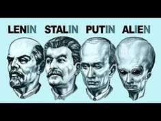 Preston James - Hitler, Putin, Khazars & Aliens