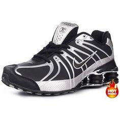 Nike Shox Oz All Black
