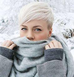 Sarah Short Hairstyles - 8