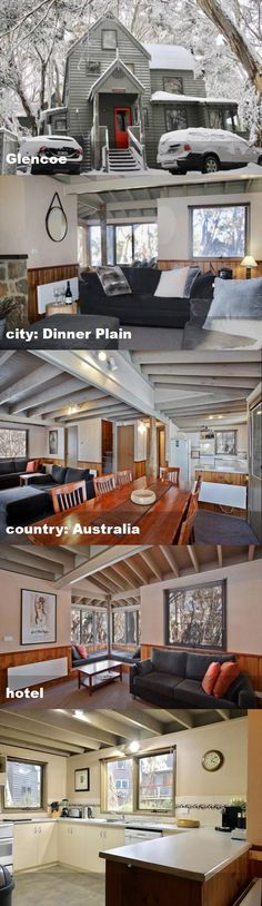 Glencoe, city: Dinner Plain, country: Australia, hotel Australia Hotels, Tour Guide, Dinner, Country, City, Rural Area, Suppers, Travel Guide, Cities