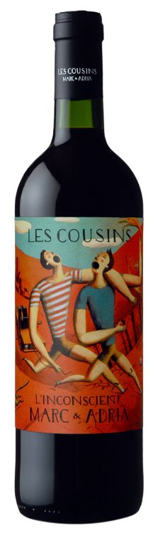 We love this wine, and its packaging is so artistic