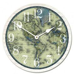Verrada Map Clock