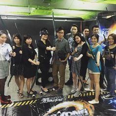 #Archerytagbattle #決箭 #happyfriday #Hkbattlestadium #Archerytag #香港競技場 #workhardplayhard #amazinggame #goodplace #teambuilding #teambuildinggame