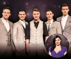 Collabro will be coming to Plymouth Pavilions!