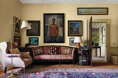 An artists' house formerly owned by Howard Hodgkin