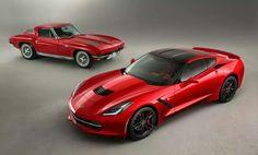 Corvette... Vieja gloria & imponente maquinon!!!