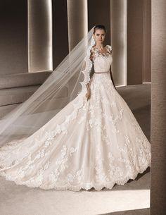 ROBY, Vestido Noiva