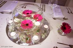 Want this for my centre pieces. Looks lovely! Obviously the colour I choose :)