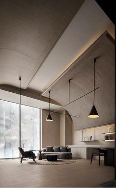 Lobby Interior, Best Interior, Modern Interior, Interior Styling, Interior Architecture, Interior Decorating, Interior Design Living Room, Living Room Designs, Cladding Design