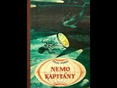 Jules Verne: Nemo Kapitány - hangoskönyv 1. rész - YouTube Jules Verne, Verses, Youtube, Poetry, Scriptures, Poetry Books, Lyrics, Poems, Youtubers