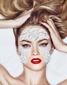 Katya Gaydukova | Hair & Make Up by me