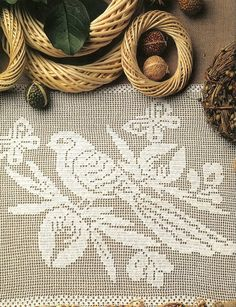 all about filet crochet