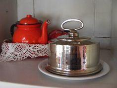 Oude boterwarmer / boterkoeler (Cloche)