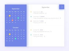 Today,I try to Calendar design,I hope you can like it, if you like, please press