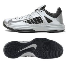size 40 32ea5 e2417 Nike Hyperdunk Low Strata Grey Midnight Fog Basketball Shoes 554671-001  Size 11 Online