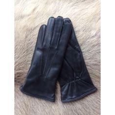 Kaschmir Gefüttert Herren Lammleder Handschuh 2015