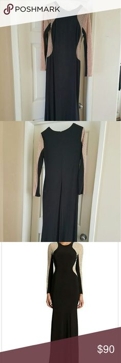 Xscape size 8 formal dress Excellent condition. Wore for 2 hours for my husbands Marine Corps Ball last year Xscape Dresses Prom
