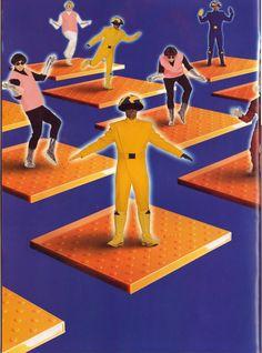 Pet Shop Boys Tour programme - Google Search