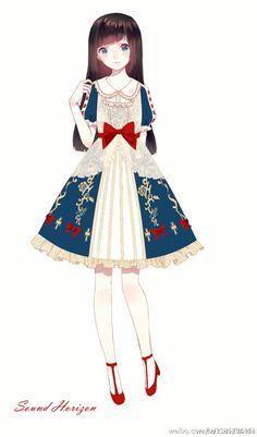 Elegant Lolita Outfit