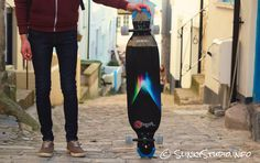 Big thanks to Slinky Studio for reviewing the Original Skateboards Apex 40 DiamondDrop. What's your favorite feature?