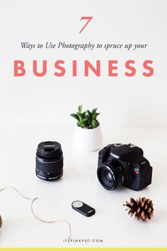 Beautiful and meaningful photography can be one of the game changing tools for your business if used in the right way. Here are 7 different ways you can use photography to amp up your blog & business