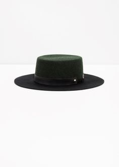 & Other Stories | Two Tone WoolHat
