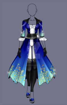 (closed) Auction Adopt - Highness Outfit 2 by CherrysDesigns.deviantart.com on @DeviantArt