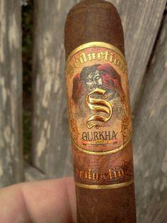 Gurkha Seduction - cigar review