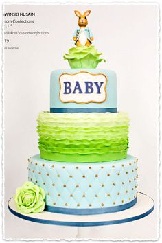 Cake Central Magazine Clipped from @Cake Central #clippings
