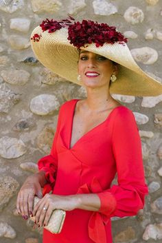 How to dress for a wedding Looks and tips Wedding Secret Kentucky Derby Fashion, Derby Outfits, Look Formal, Party Kleidung, Wedding Looks, Ladies Day, Wedding Attire, Hats For Women, Party Wear
