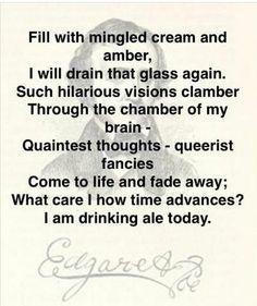 Cool Edgar Allen Poe Quotes