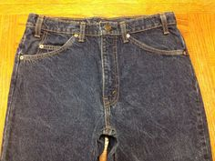 LEVIS 550 MENS ACID WASHED GRAY MENS JEANS 80'S/90'S VINTAGE SZ 36 ...