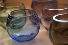 handgemachtes Glas in zarten Farben aus Dänemark: Holmegaard