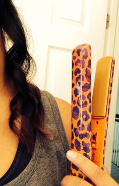Chi straightener gives you the best curls and is easy!